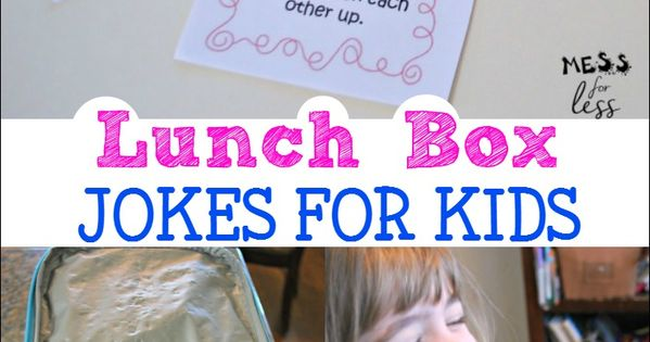 Lunch box jokes for kids jokes for kids lunch boxes and jokes
