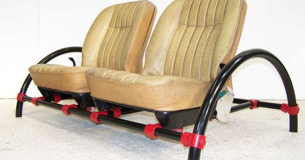 vintage rover car seat top gear ron arad rover scaffold sofa chair 70s 80s 90s ebay board2. Black Bedroom Furniture Sets. Home Design Ideas