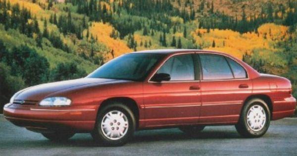 1998 Chevy Lumina My First Car That Was Mine Ha Ha Good Times Chevrolet Lumina Chevrolet Chevy