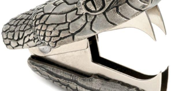Jac Zagoory snake staple remover