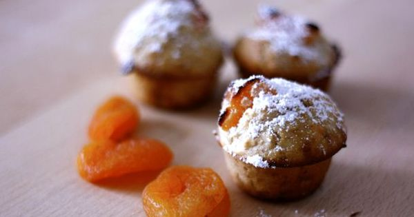 Scrumptious honey apricot muffins | Food | Pinterest | Apricot Muffins ...