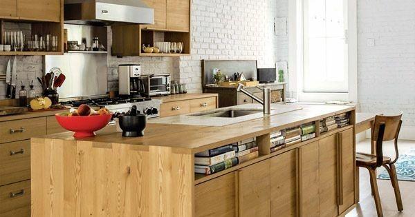 massivholz arbeitsplatte k che rezeptb cher k chenschr nke aus holz einrichtung pinterest. Black Bedroom Furniture Sets. Home Design Ideas