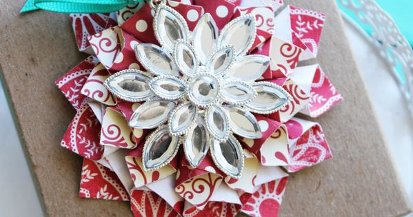 #DIY Christmas ornament by Positively Splendid on iheartnaptime.net I Heart Nap Time