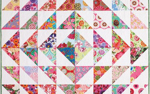 Beacon Of Hope Quilt Pattern From Quilting Quickly Spring
