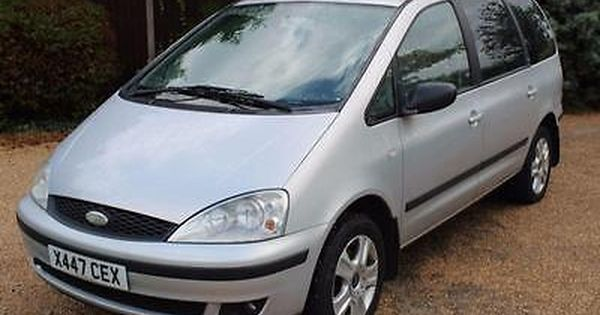 Cheap Car 2001 X Ford Galaxy 1 9 Ghia Tdi 5d 115 Bhp Diesel Cheap Cars Tdi