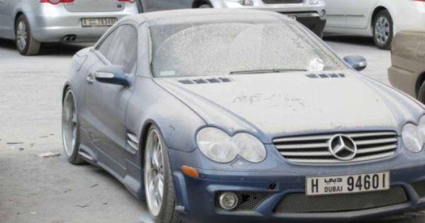 Luxury Car Graveyard In Dubai Makes Car Lovers Cry Http Www