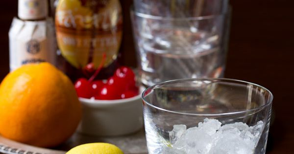 Old fashioned cocktail, Sweet tea and Cocktails on Pinterest