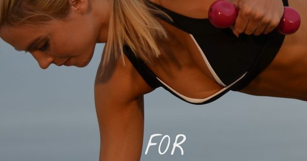 A fantastic upper body workout for women that leaves no stone left