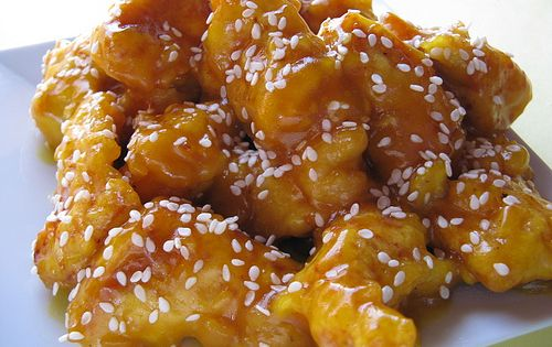 Chinese Honey Chicken Recipe January 1, 2009 | By Bobby In Recipes