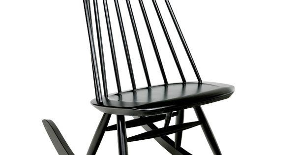 Mademoiselle rocking chair by Ilmari Tapiovaara.  Finnish Design ...