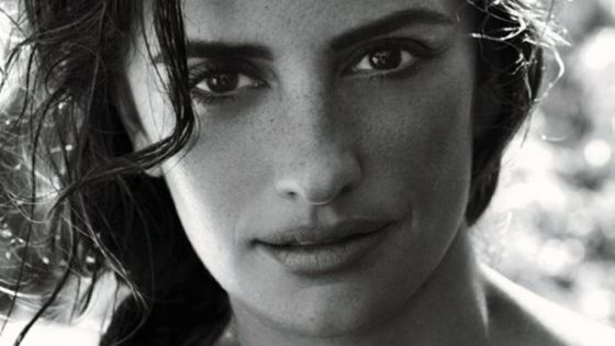The Dream Life of Penelope Cruz - Vogue by Mario Testino, June