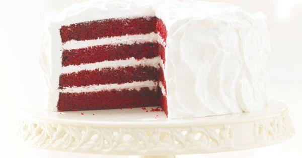 Red Velvet Cake Recipe Ricardo