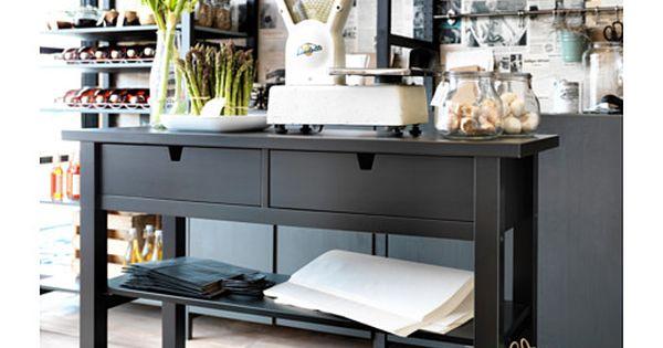 norden sideboard ikea kitchen cooking pinterest k k. Black Bedroom Furniture Sets. Home Design Ideas