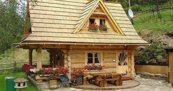 300 Sq Ft Log Cabin