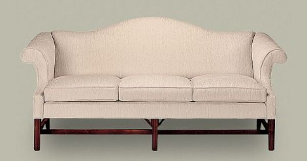 Curve backed sofa with rolled arms from Ethan Allen http  : 6155a771a07629d4b72b120bea59bceb from www.pinterest.com size 600 x 315 jpeg 19kB