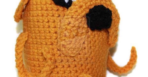 Jake the dog | Crafts I love | Pinterest | Jake The Dogs, Crochet and