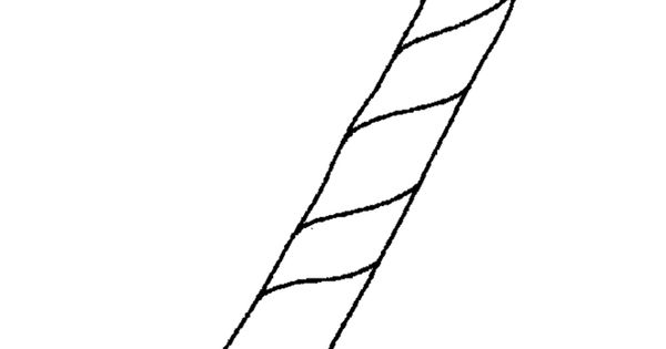 large candy cane coloring pages - photo#17