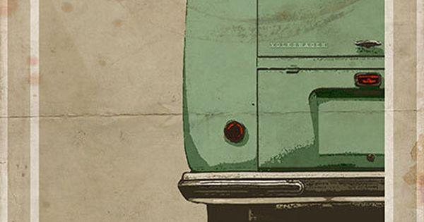 Volkswagen Type 2 vintage ad - (Part 2)