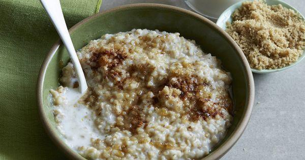 Steel cut oatmeal recipe steel cut oatmeal oatmeal for Alton brown oat cuisine
