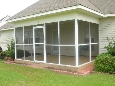 Screened Porches Cost