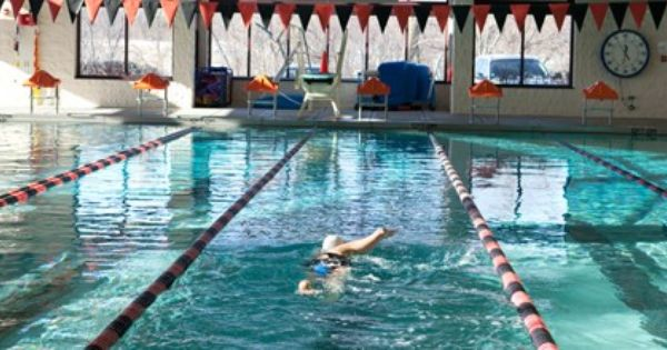 The Elmhurst Ymca Pool Of Metro Chicago Where My Husband And I