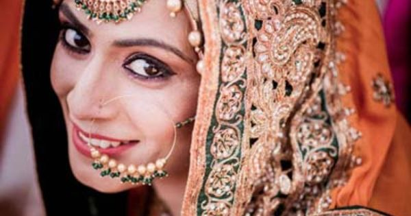 Beautiful Bride Delhi Brides 80