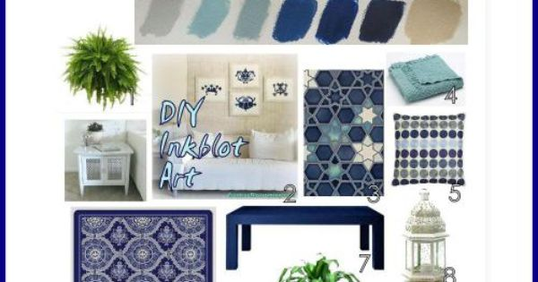 Navy and turquoise dining room cobalt and navy chic - Navy blue and turquoise living room ...
