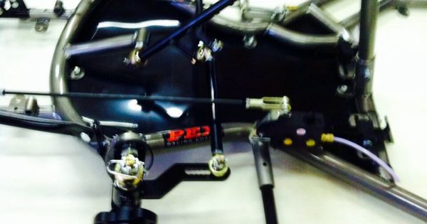 Pex chassis | Go-kart racing | Pinterest