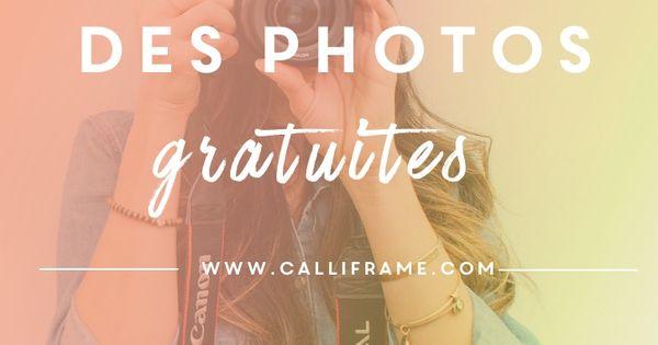 10 sites o trouver des photos gratuites adresse - Ou trouver des palettes gratuites ...