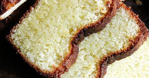 Lemon-Semolina Almond Cake   Recipe   Cakes, Almond cake ...
