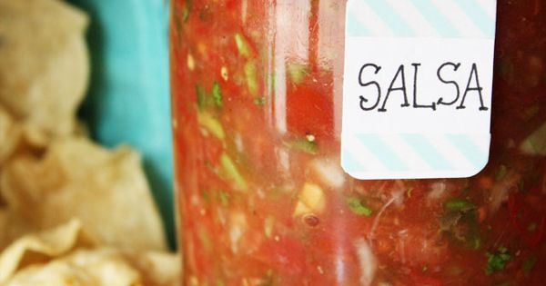 Fresh Salsa Recipe ~ This recipe is one of my favorites. It
