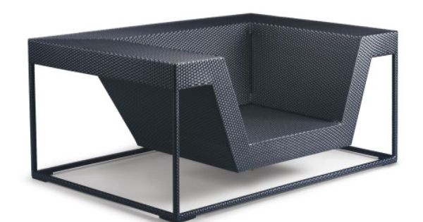 Dedon zofa lounge chair xxl by harry muebles furniture for Dedon muebles