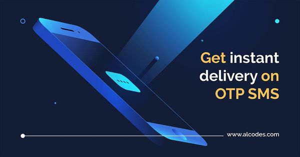 Get Your Otp Sms Instantily Delivered One Time Password Otp