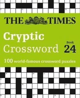 The Times Cryptic Crossword Book 24 Paperback Softback The Times Mind Games Crossword Puzzles Crossword Puzzle Books Puzzle Books