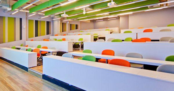 School Design | Educational Spaces | classroom interior ...