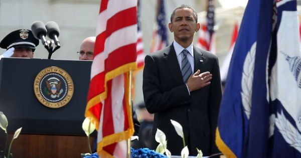 barack obama memorial day speech 2013