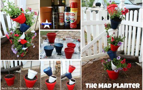 The mad planter by meredith hazel www for Casa hogar jardin