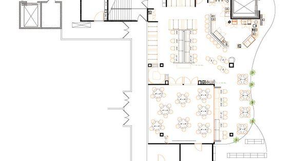 Restaurant design projects floor plans my