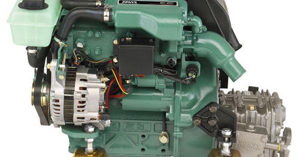Inboard Engine Diesel Mechanical Fuel Injection Atmospheric D1 30 Volvo Penta Volvo Engineering Fuel Injection