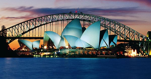 Sydney opera house bucketlist