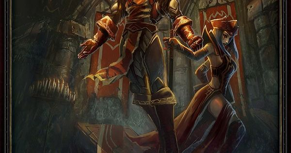 rise up my warrior high inquisitor whitemane scarlet