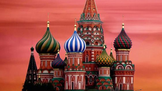 St. Basils Cathedral- Moscow, Russia - 101 Most Beautiful Places You Must