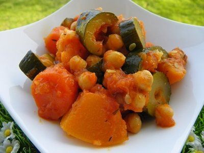 Couscous de legumes thermomix thermomix pinterest - Espace cuisine thermomix ...