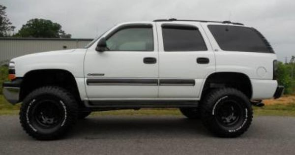 Lifted Yukon Denali >> 2001 Chevrolet Tahoe LS 6 Inch Lift DVD Player | Lifted ...