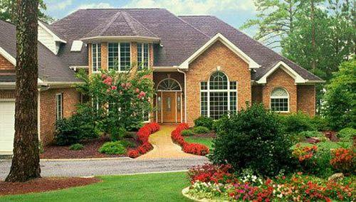 house exterior designs house exterior design feng shui and exterior. Black Bedroom Furniture Sets. Home Design Ideas