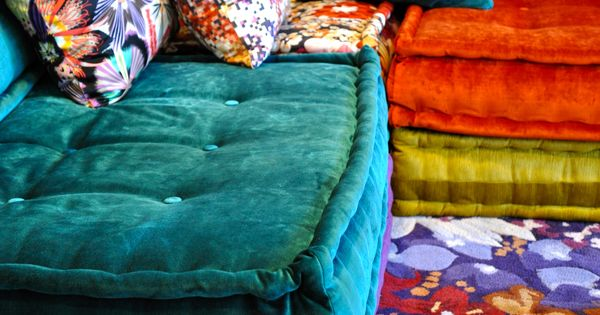 Roche Bobois Mah Jong Boho Sofa Modular Setting Sofas