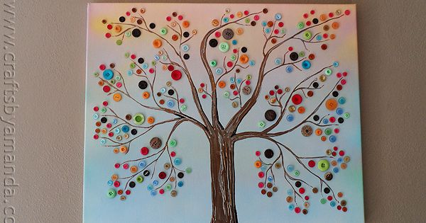 tree on canvases - Google Search