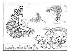 Easter Butterfly Coloring Page Butterfly Coloring Page Coloring