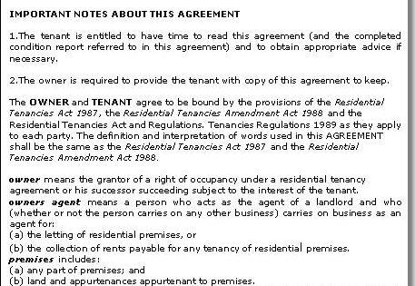 Printable Sample Rental Agreement Sample Form Real