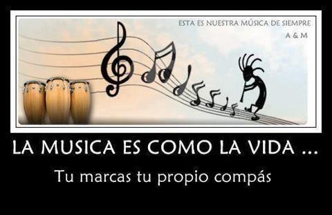 Musica La Música Es El Corazón De La Vida